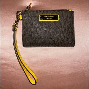 Michael Kors Logo Colin Purse